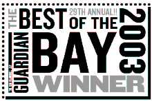 Best of the Bay 2003