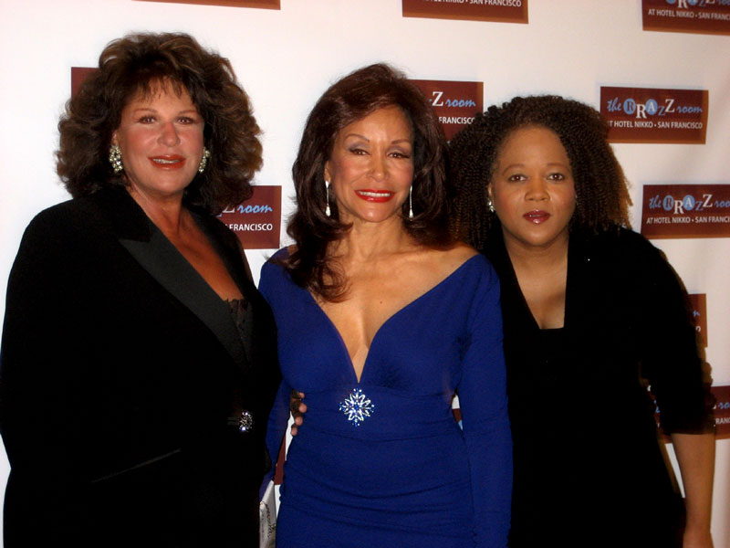 RRazz Gala - Lainie KAzan, Freda Payne and Paula West