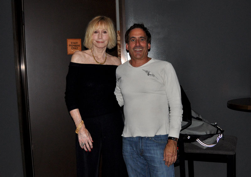 Sally Kellerman & Steve Murray
