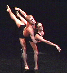 SF Ballet: Erik Wagner & Nicole Starbuck