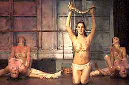 Velocity Circus/ Suhaila Dancers