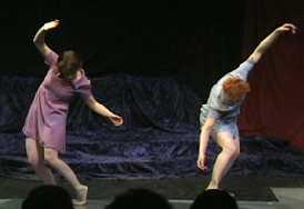 Sue Roginsky & Christy Funch
