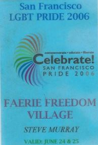 Faerie Village Pass